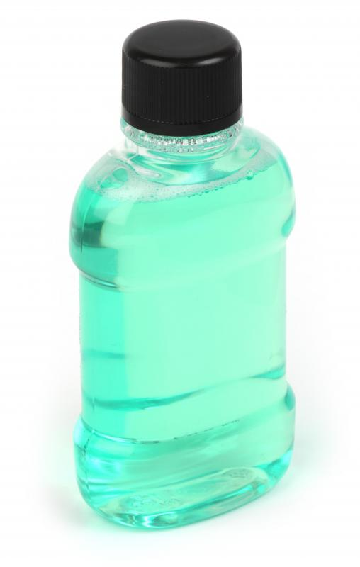 Regularly using mouthwash can help prevent oral diseases.