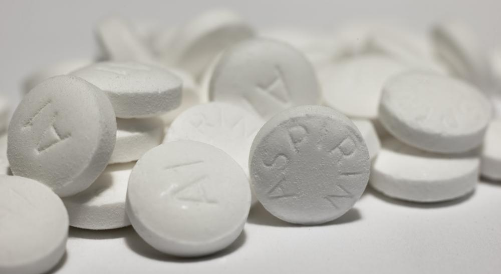 Aspirin can have many benefits, such as reducing the risk of heart attacks and strokes, but it also can cause gastrointestinal bleeding.