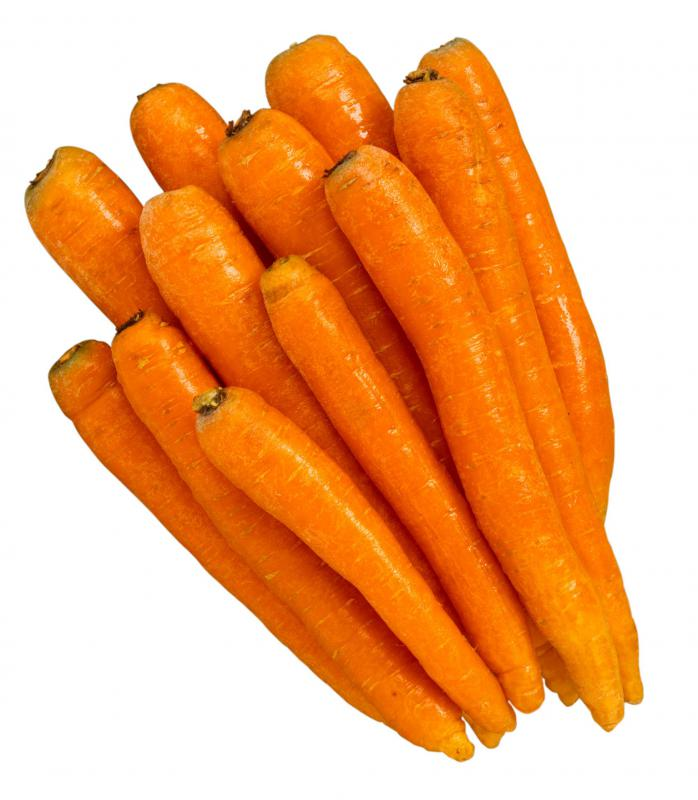 Beta-carotenes are partly metabolised into vitamin A in humans.