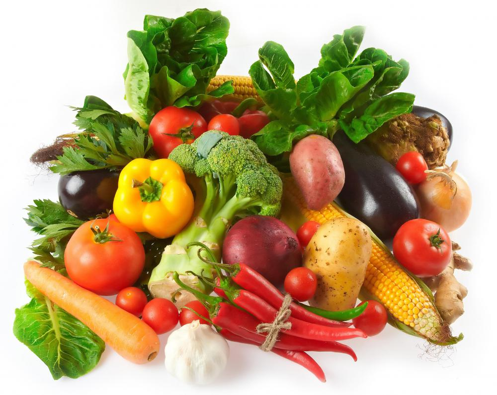 Eating a diet high in fruits and vegetables can help reduce visceral fat.