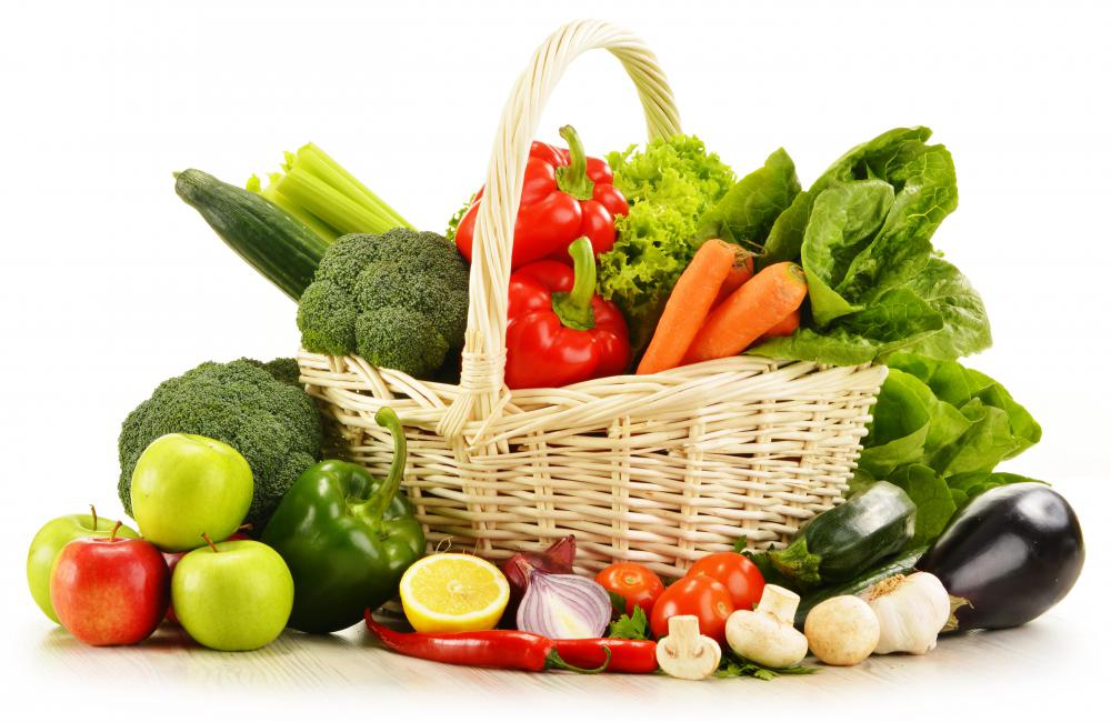 Consuming more green vegetables and fruit may help lower an individual's VLDL cholesterol levels.