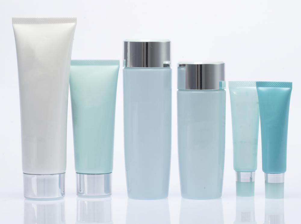 Some women may enjoy beauty products like lotion and skin cream as a Christmas gift.