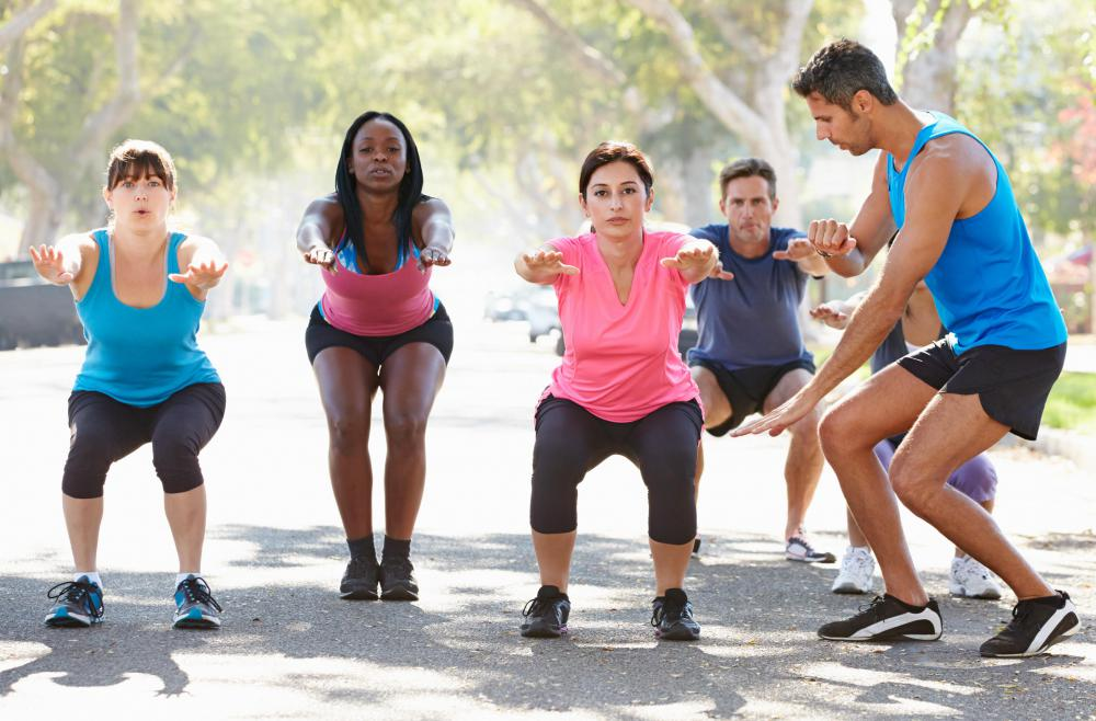 Exercise may help with lipedema.