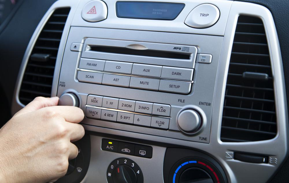 Companies commonly use a variety of techniques, including radio advertising, to make consumers aware of their products.