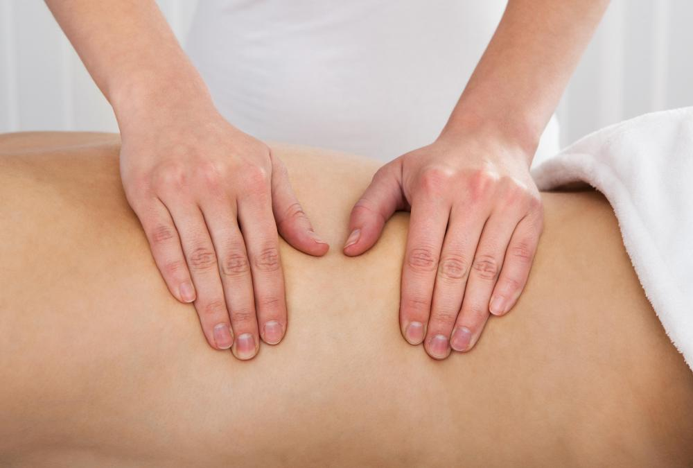 Massage therapy is considered holistic.