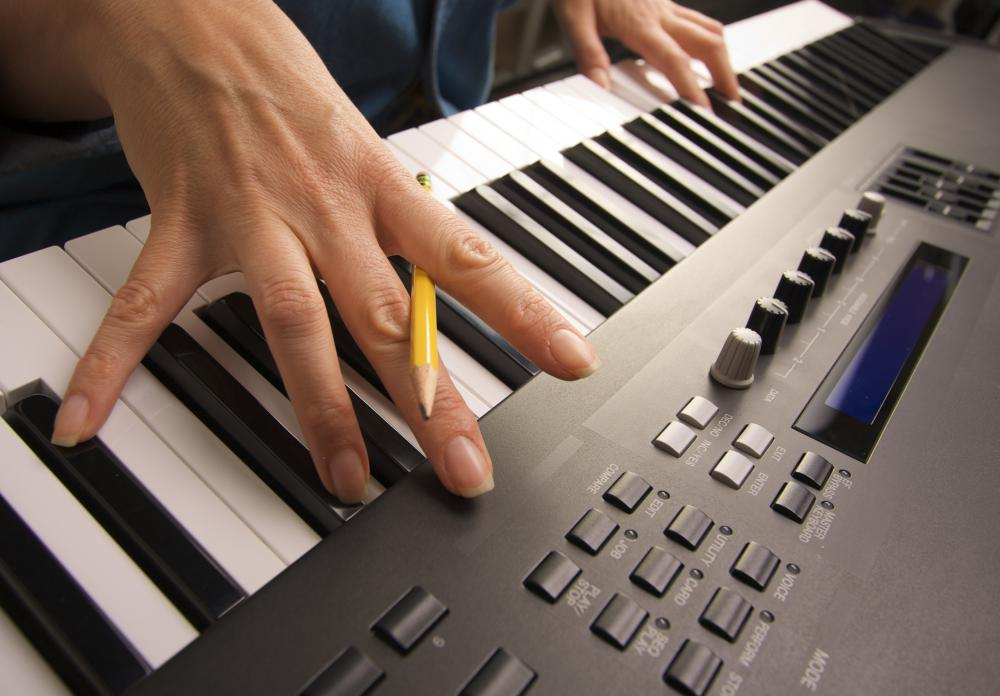 Digital pianos typically have a full set of keys.