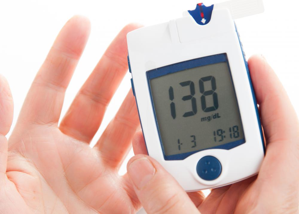 Most diabetics will develop some degree of nerve damage in their lifetime.