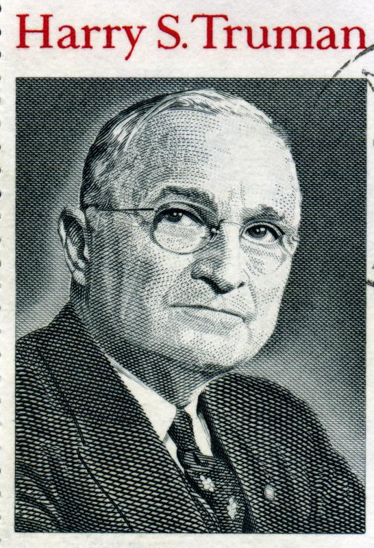 In 1947, Congress overrode President Harry Truman's veto of the Taft-Hartley Act.