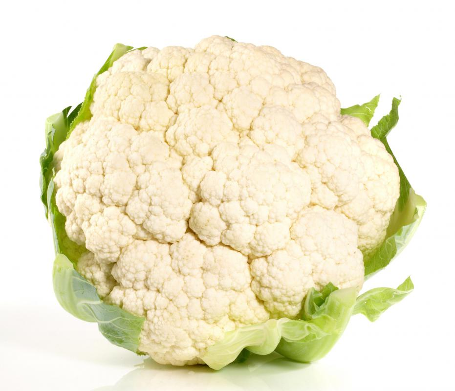 Cauliflower has a more delicate taste and less calories per serving than broccoli.