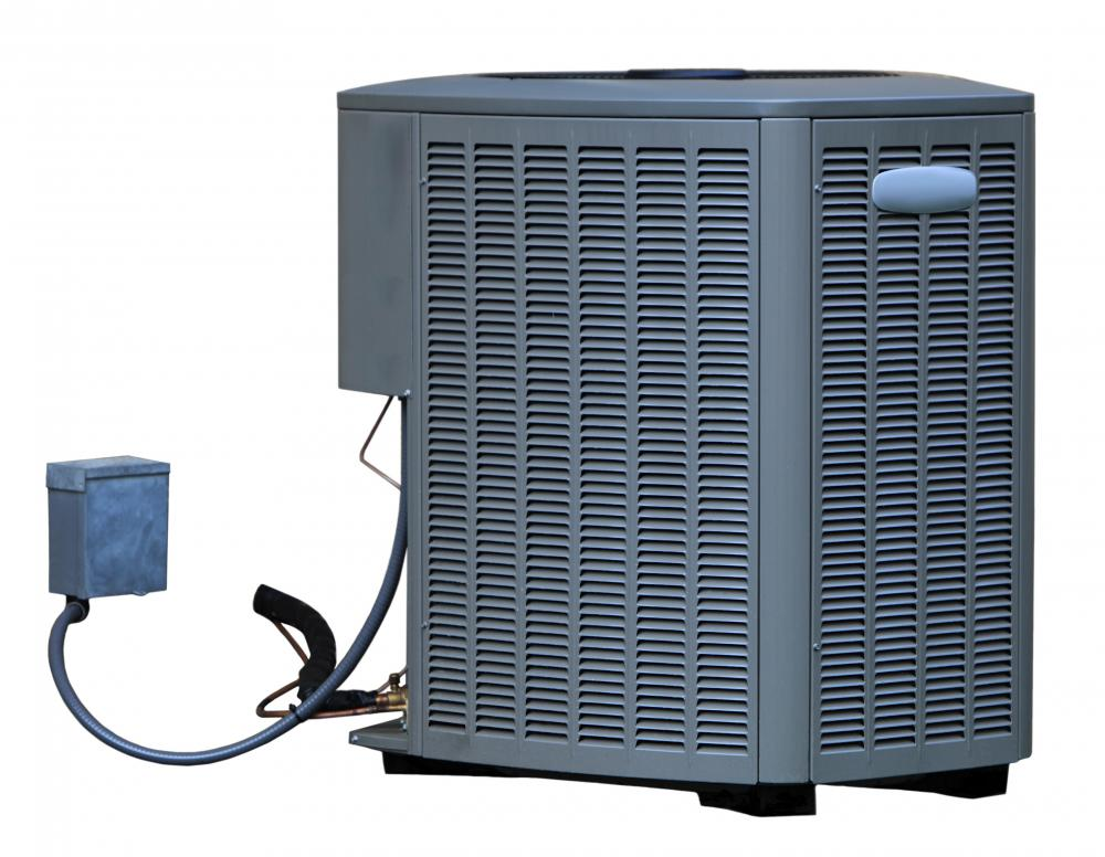 Refrigerant lines transport the refrigerant between a condensing coil and the fan or blower unit, which can be found on heat pumps and air conditioners.