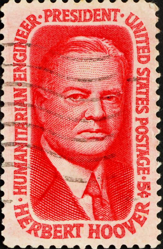 Herbert Hoover was the first known left-handed president.