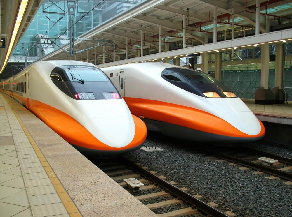High-speed trains can be expensive, although they offer more convenience than flying.