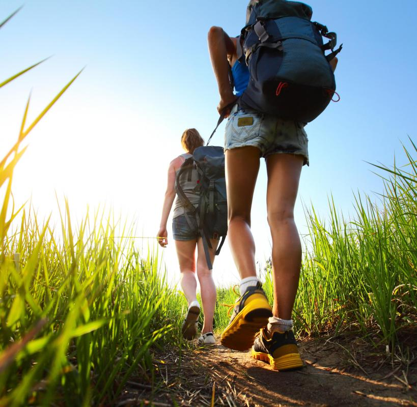 Hiking eco adventures are ideal for people who want to enjoy nature while boosting their stamina.