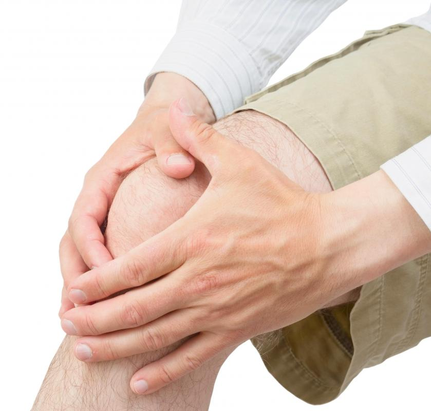 Knee pain may be a sign of nerve damage.