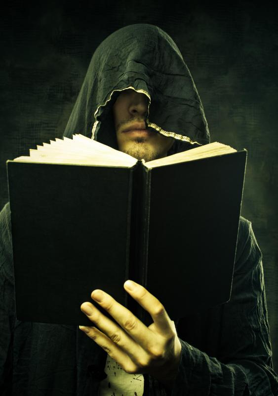 The term warlock usually refers to a male witch.