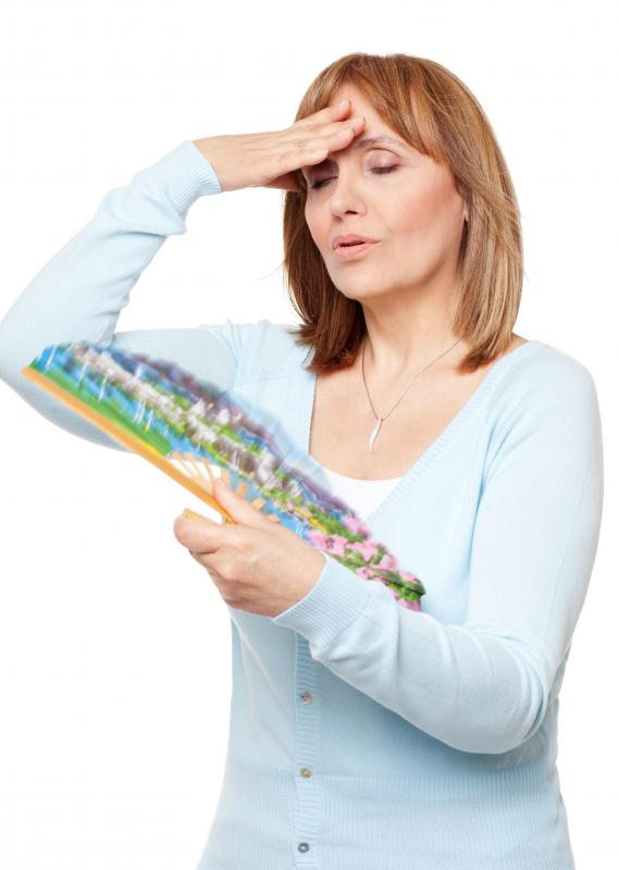 Hot flashes are perhaps the most recognizable symptom of menopause.