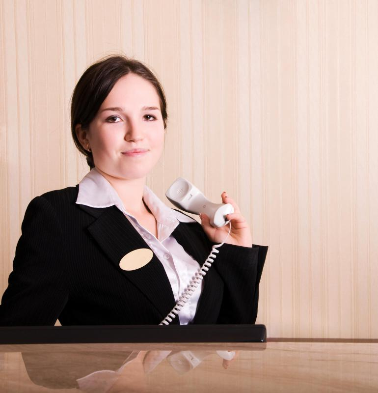 Hotel managers oversee the day-to-day operations of a hotel.
