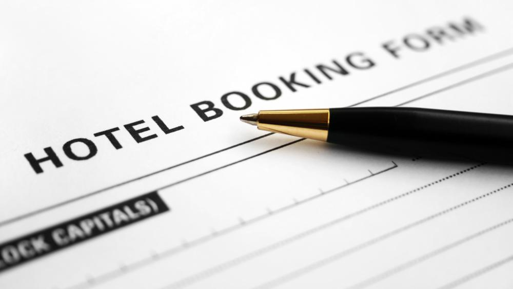 Avoid the high-priced rack rate by making a hotel reservation in advance.