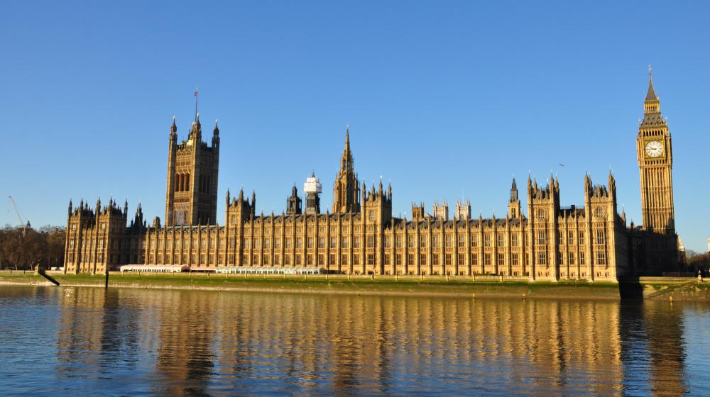 In British politics, Parliament is the country's legislative body.