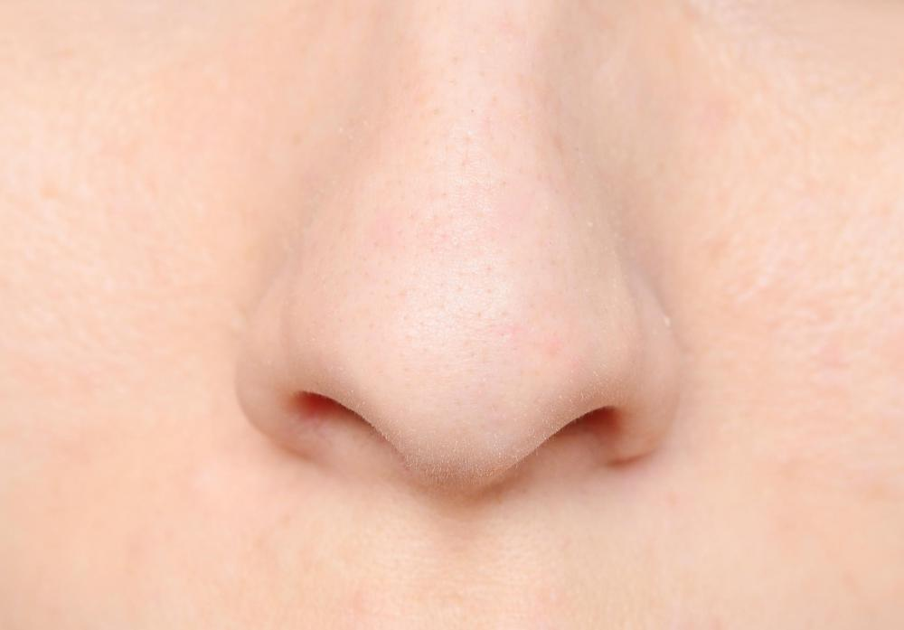 Prescription medications may help remove nose warts.