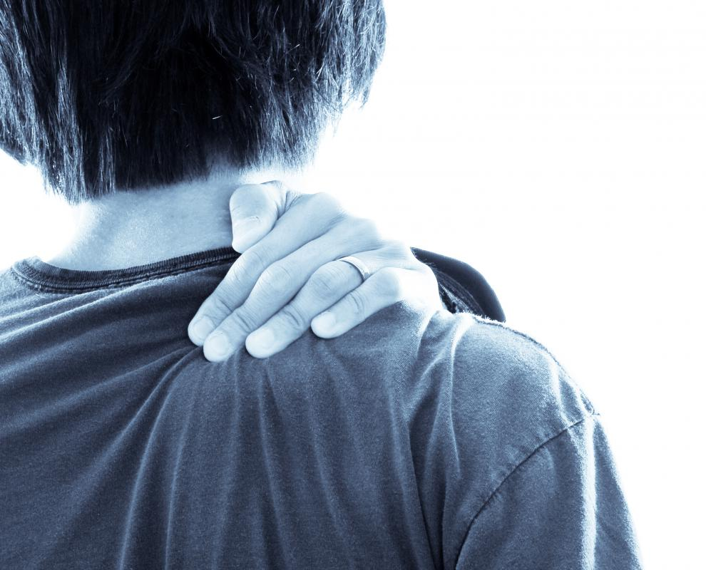 Cervical retrolisthesis can lead to chronic dull neck pain.
