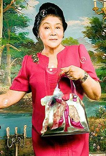 Imelda Marcos and her husband ruled the Philippines as oligarchs.