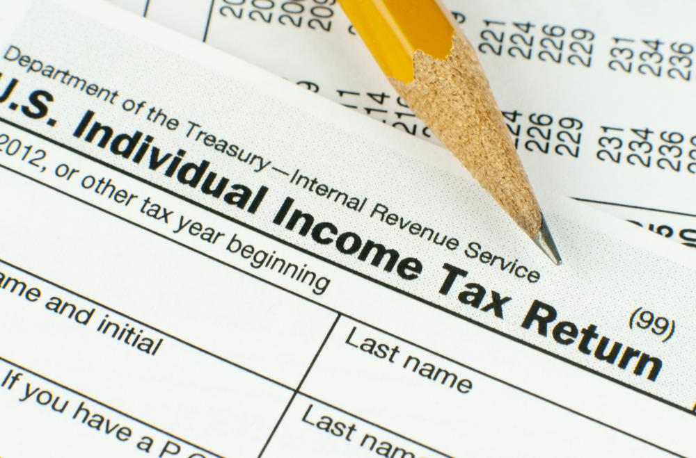 Changing the amount of income on a tax return to an incorrect amount is a form of tax fraud.