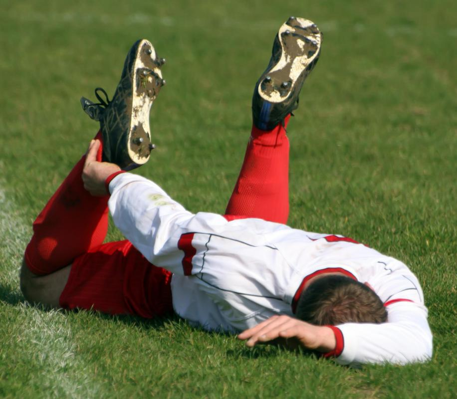 Soccer players are prone to injuries that require reconstructive surgery.