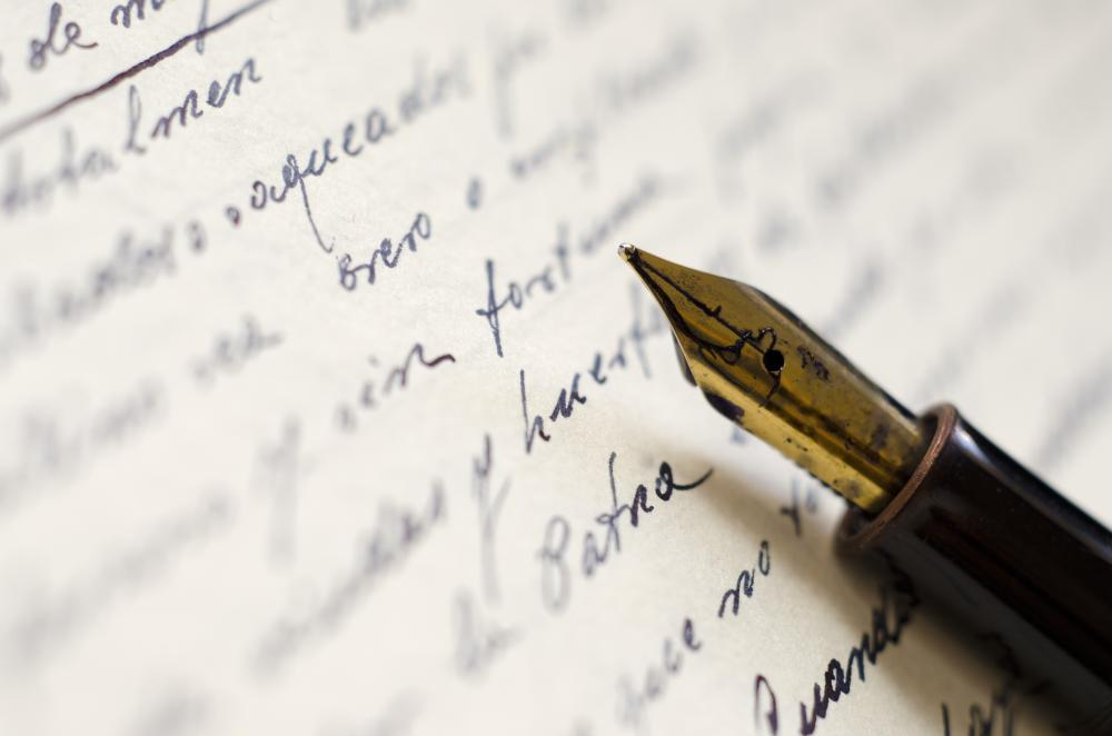 An epistle is an old term meaning a letter, and an epistolary novel is one told through letters or journal entries.