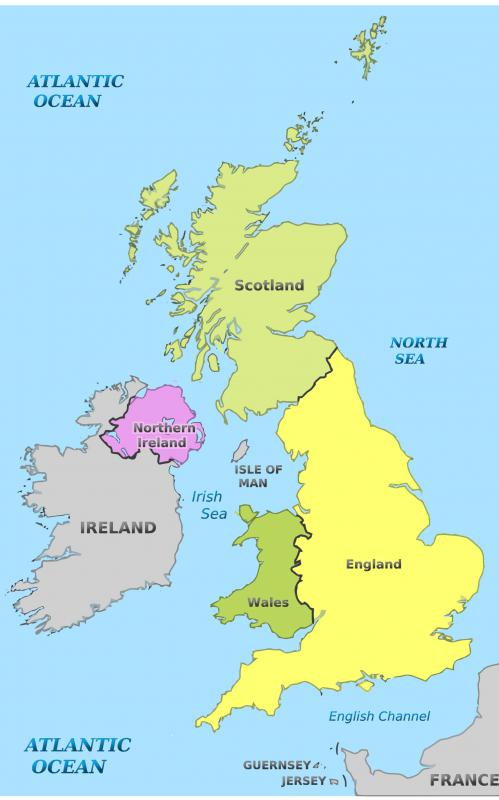 Following a series of uprisings in the early 20th Century, Ireland went from being part of the United Kingdom to a separate nation-state, the Republic of Ireland.