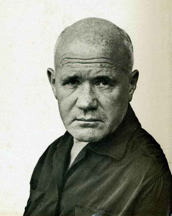Jean Genet was one of the absurdist playwrights during the mid-20th century.