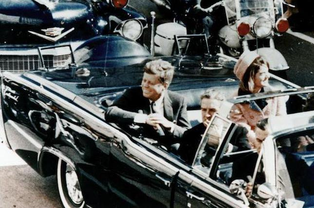 Modern reality shows can be traced back to live events, such as the Kennedy assassination coverage.