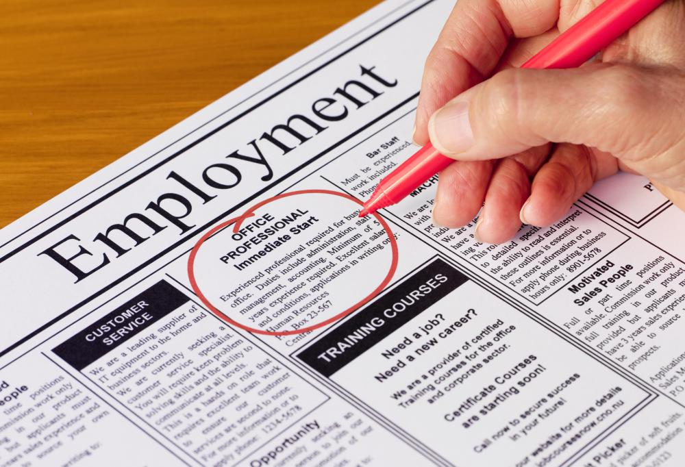 Checking job postings is expected of those receiving unemployment benefits.