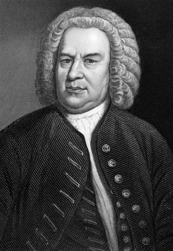 Johann Sebastian Bach was a German composer of the Baroque period, which came after the era of opera.
