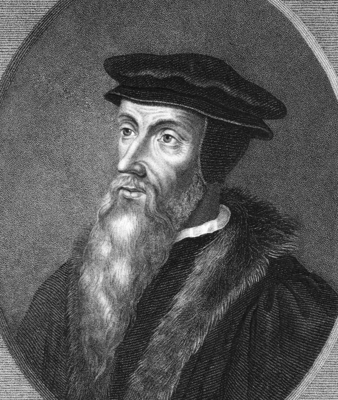 John Calvin espoused the doctrine of predestination during the Protestant Reformation.