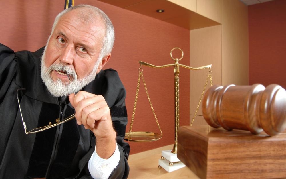 In the criminal justice system, the prosecution and the defense present evidence to convince a judge or jury that their version of events is correct.