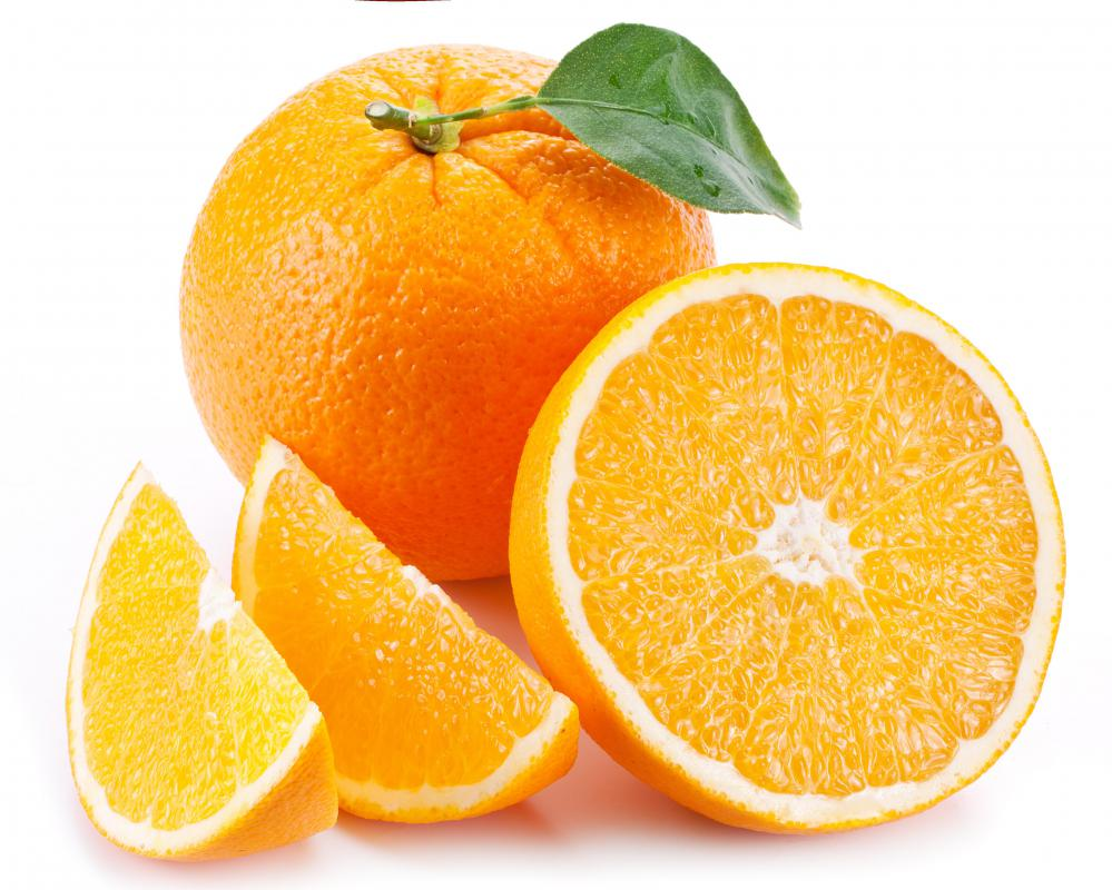 Vitamin C, which can be found in most citrus fruits, can improve hair and nail health.