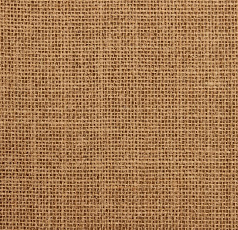 Jute is a type of plant fiber used to make common items such as sacks,  twine, curtains, carpets, and many more durable cloth items.