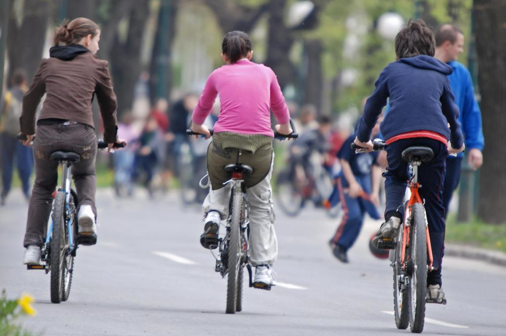 Cycling is a type of cardiovascular exercise.