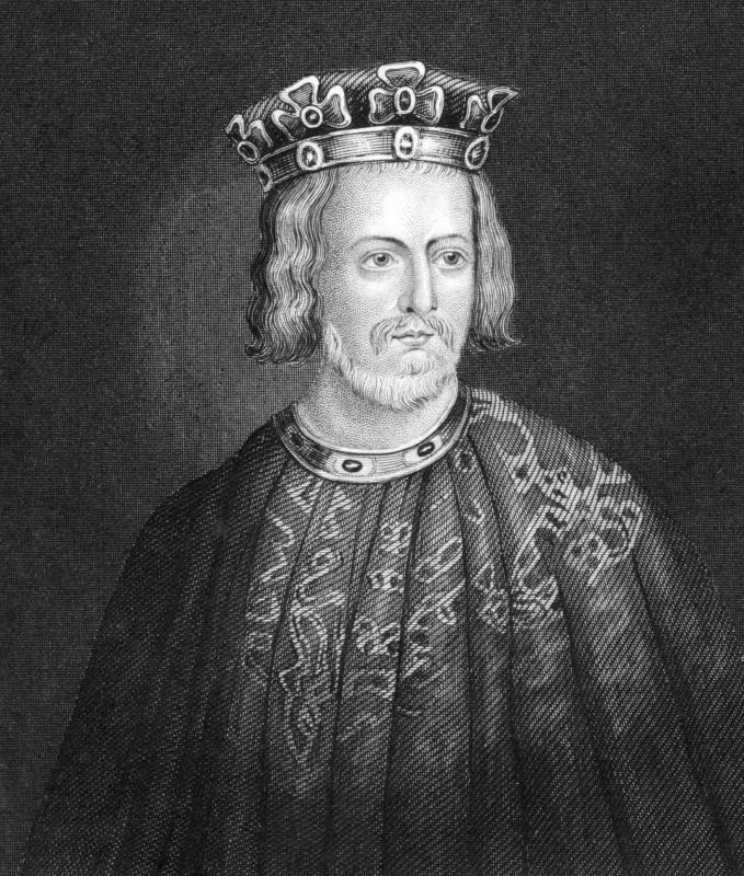 "King John ruled England around the turn of the 13th century, when the Ius primae noctis or the ""right of the first night,"" was purported to have been in effect."