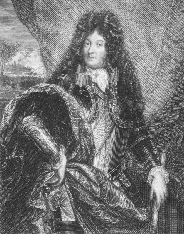 "One biographer contends it was actually the wife of Louis XIV, Marie-Therese, who first said ""Let them eat cake."""