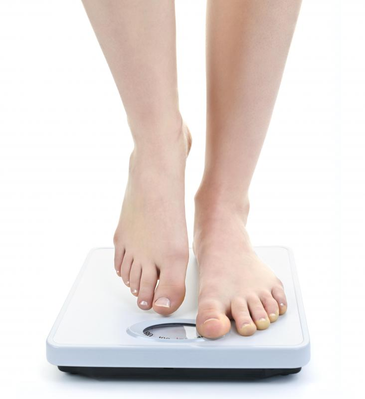 Lecithin is offered as a supplement to assist in weight loss.