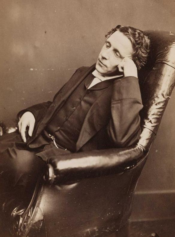 Classic poetry might include the work of Lewis Carroll.