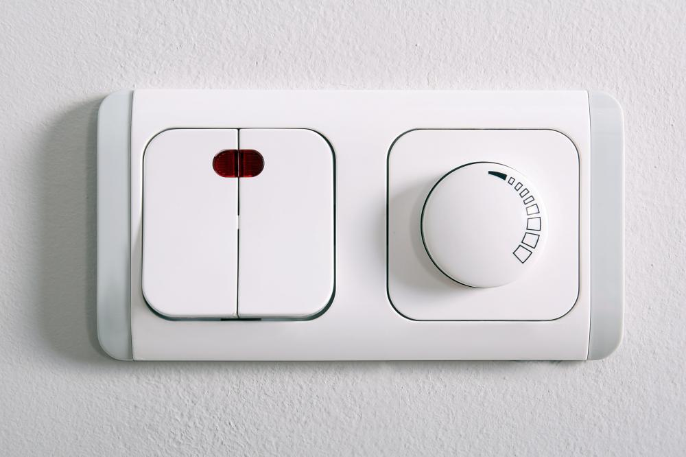 Time delay switches can work as a type of fail-safe for those who frequently forget to physically switch off a light.