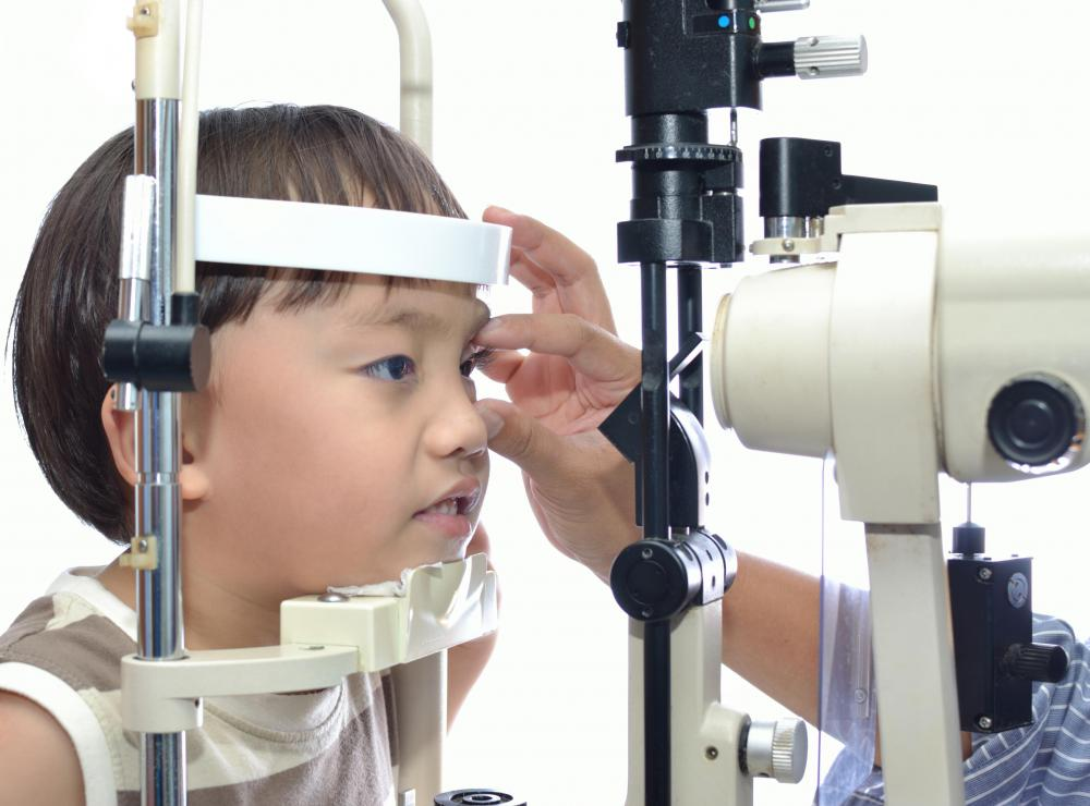 Children with amblyopia experience significant vision loss in one eye.