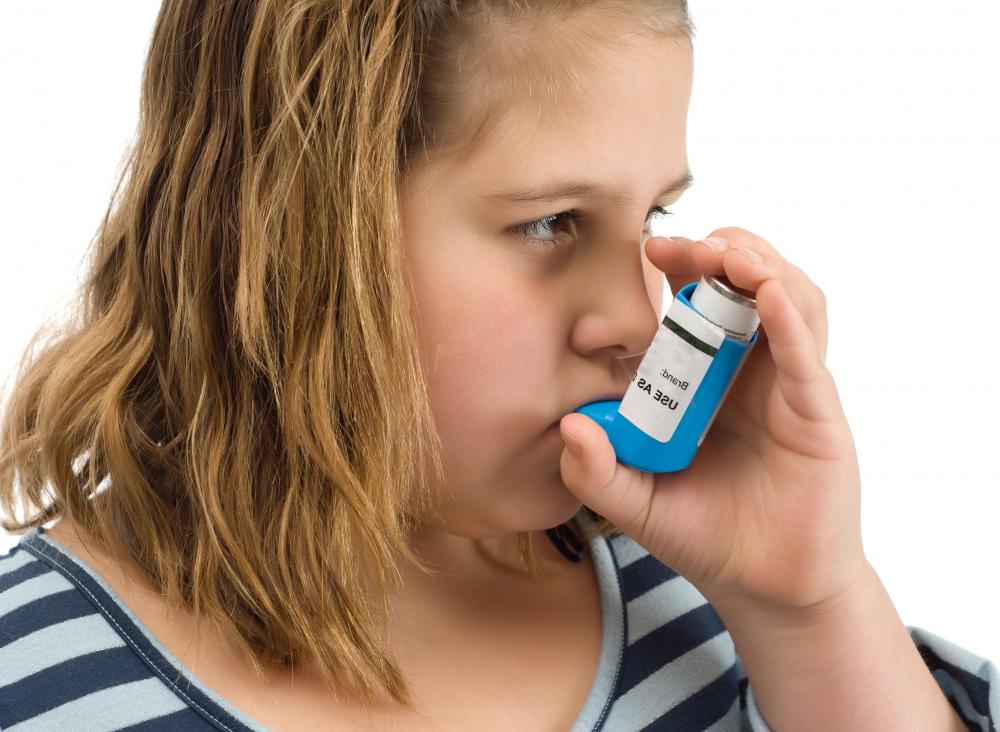 HEPA filters are often used by people who have asthma problems.