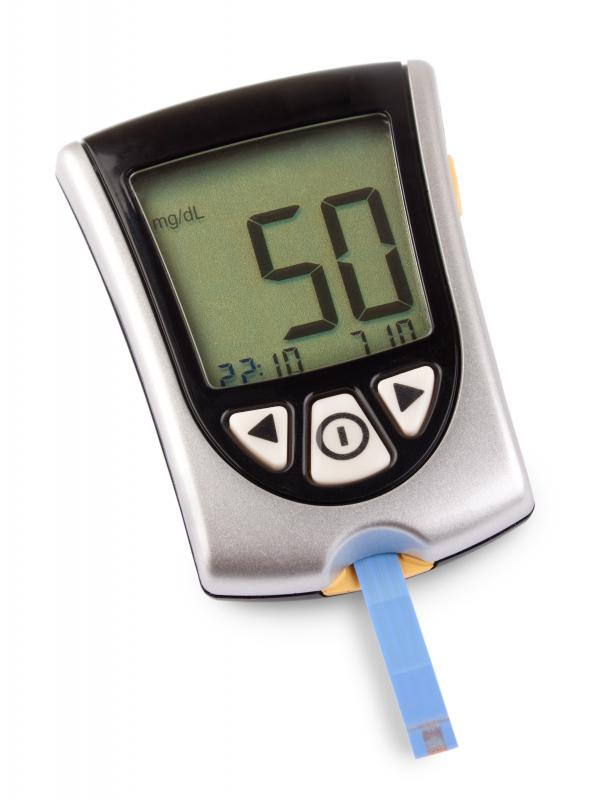 Anything below 70 milligrams per deciliter is considered a low blood glucose level.