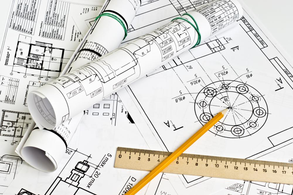 Knowing how to read blueprints is vital to industrial maintenance.