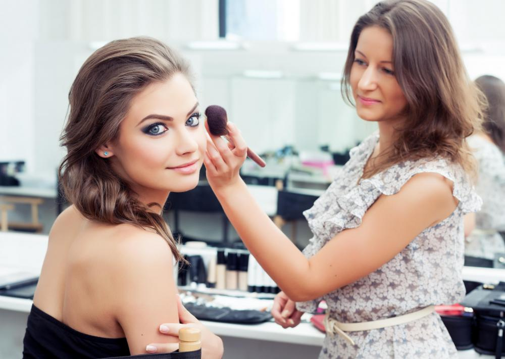 Makeup rules vary from pageant to pageant.