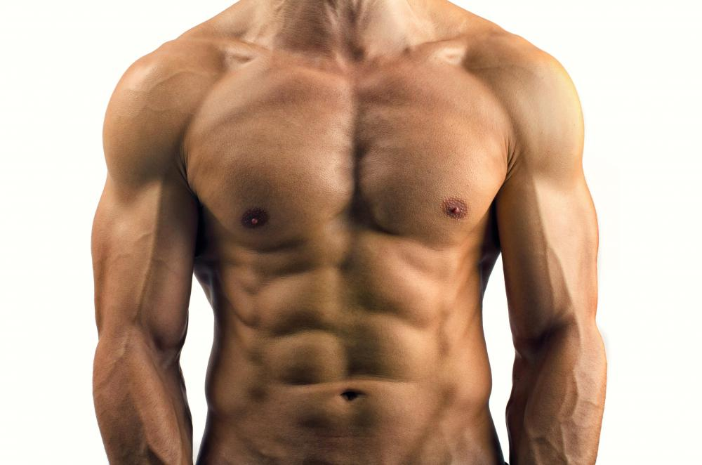The Torso Track targets the upper, middle, and lower abdominal muscles.